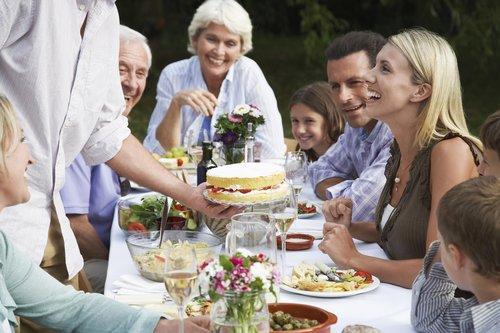 Familienfeiern im Brühlschen Garten
