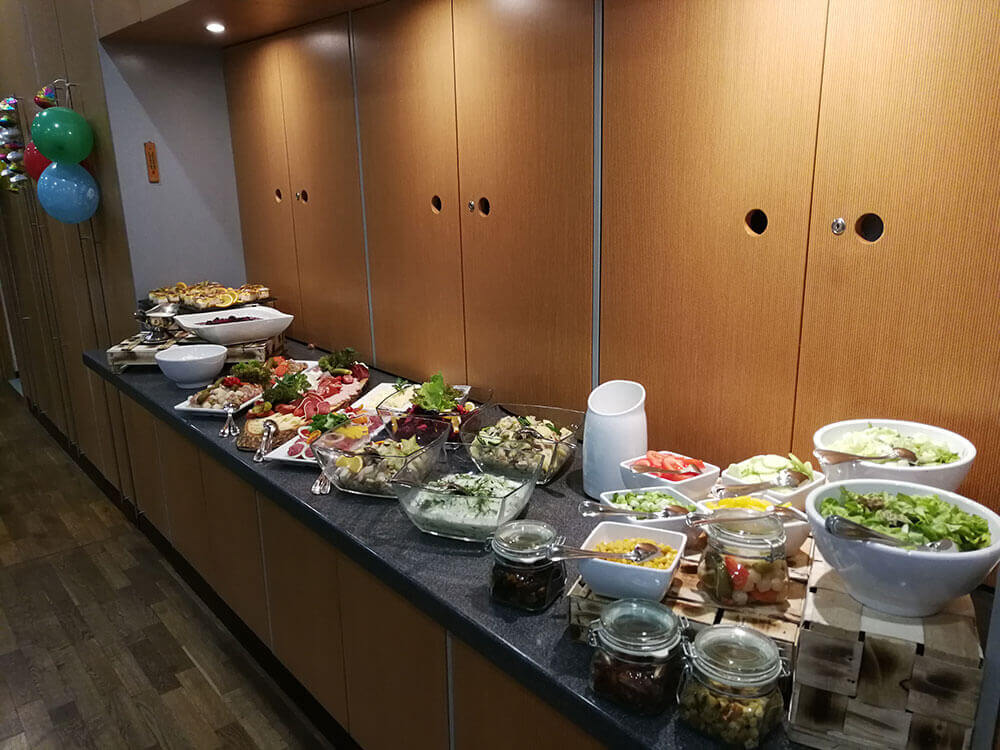 Partyservice und Buffets